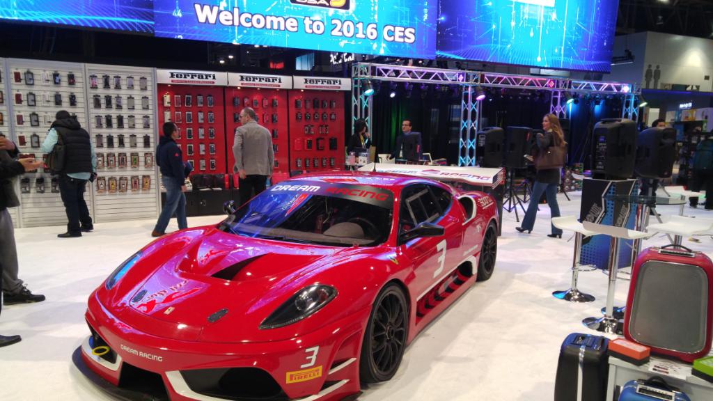 CES Ferrari