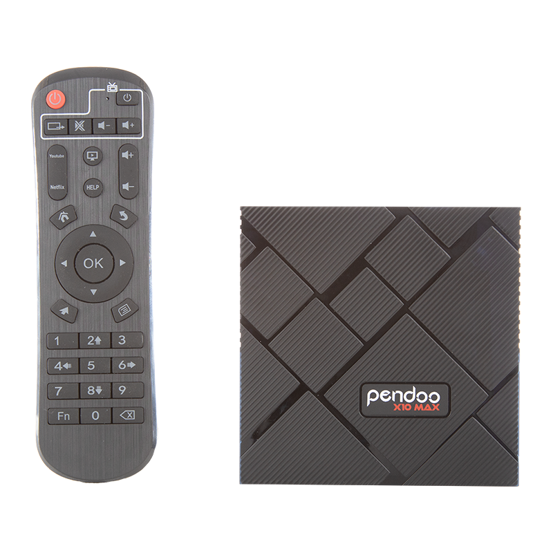 Pendoo X10 MAX Android TV