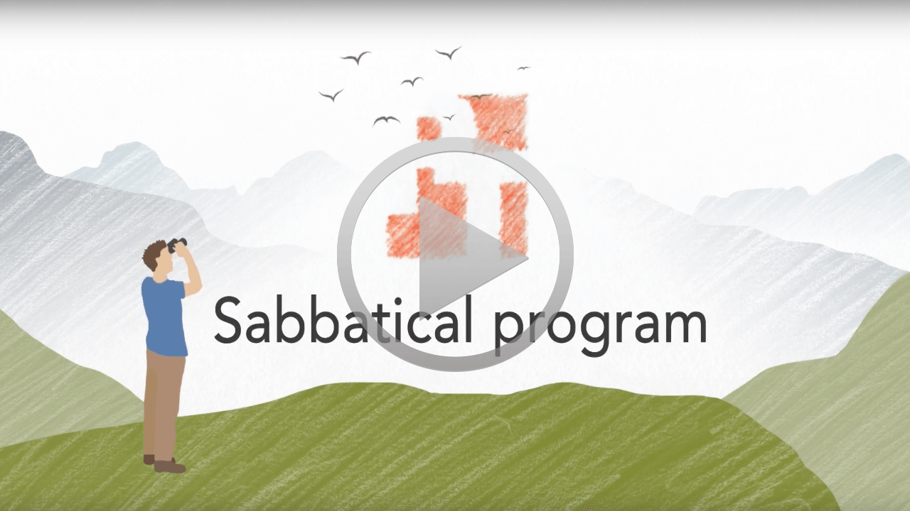 Sabbatical video