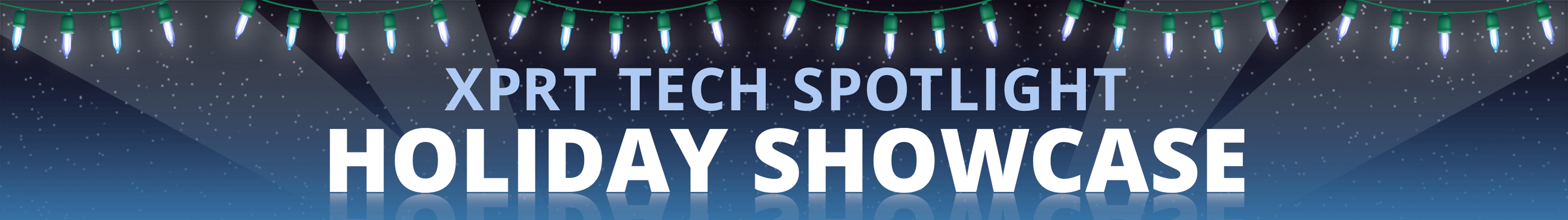 XPRT Holiday Buying Guide Showcase banner