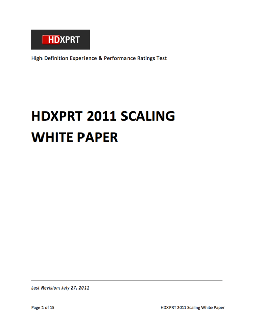 white paper report this white paper is the first